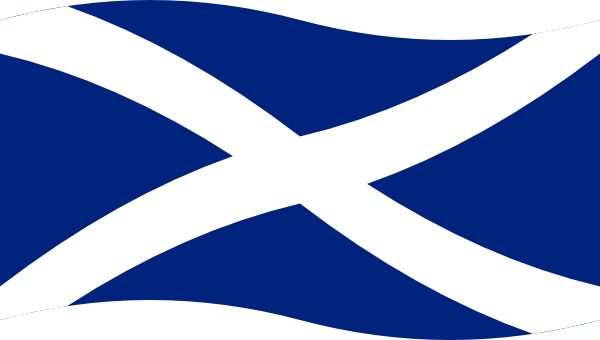 Patron saint of scotland