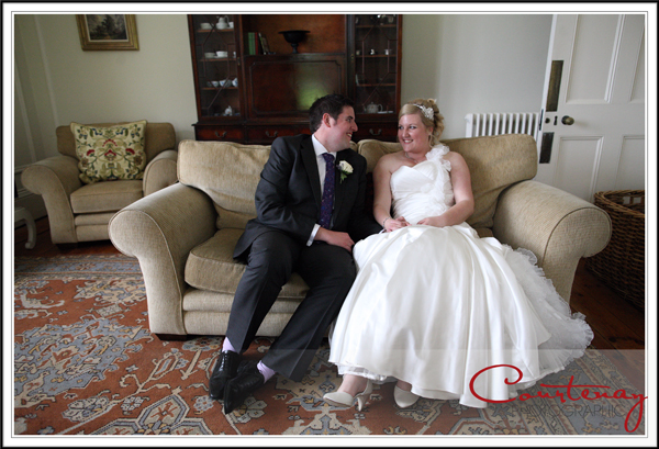 Lorton House wedding Dorset