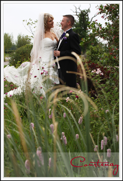 Bride & Groom take a take some quiet time at Victorian Barn wedding Dorset